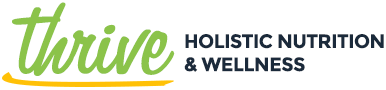 Thrive Holistic Nutrition & Wellness Logo